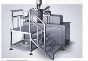 High Speed Mixing and Granulating Machine