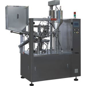 Ointment Filling Sealing Machine