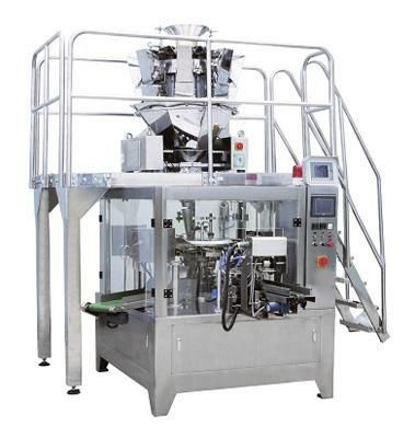 Special Shape Bag Packing Machine