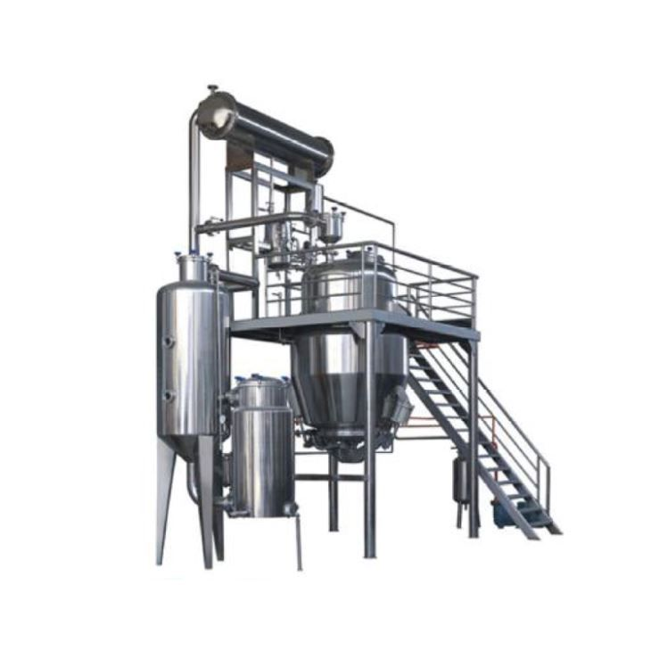 Herbal Extract And Concentrate Machine